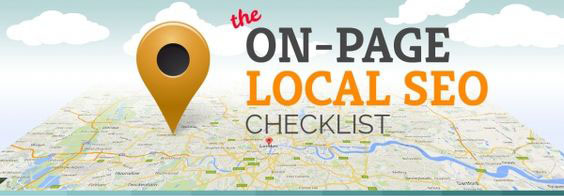 On Page Local SEO Checklist