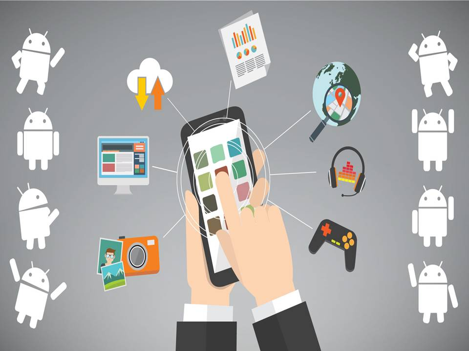 Develop your business through mobile application development service