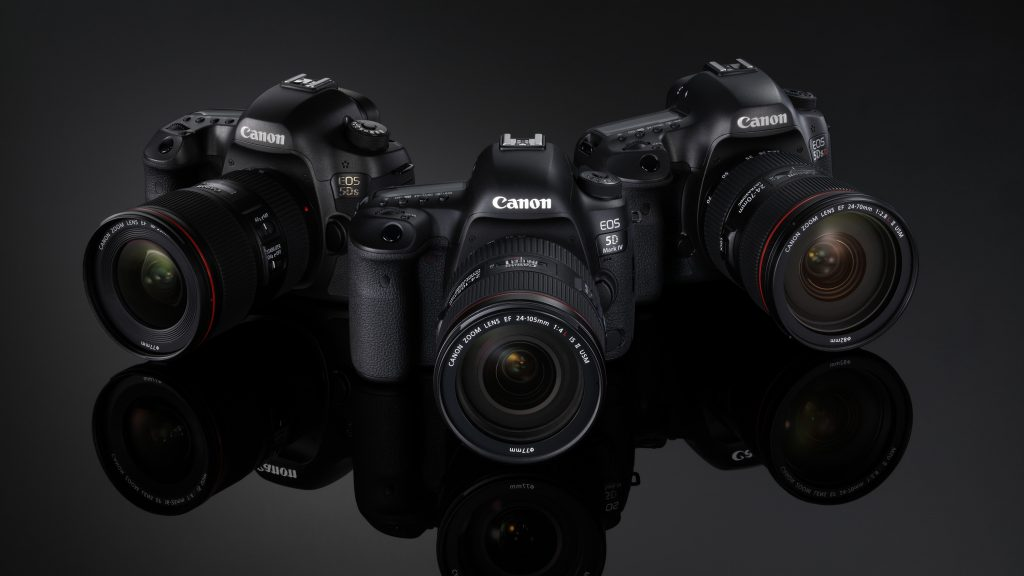 Top 5 Camera's In The World